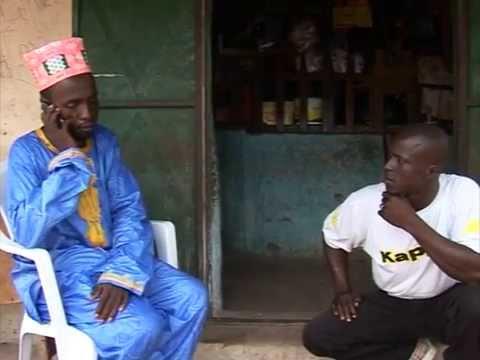 Welidiama of The Gambia