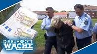 UNDERCOVER! 5.000€ im Park gefunden!   Die Ruhrpottwache   SAT.1