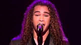 Deandre Brackensick Sometimes I Cry - American Idol March 28 2012