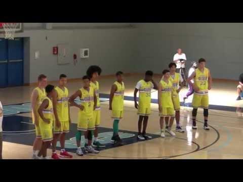 7th Annual NorCal Clash 2017 vs 2018 boys basketball FULL GAME in HD