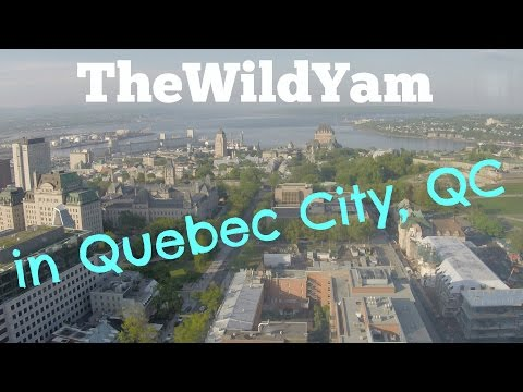 TheWildYam in Quebec City