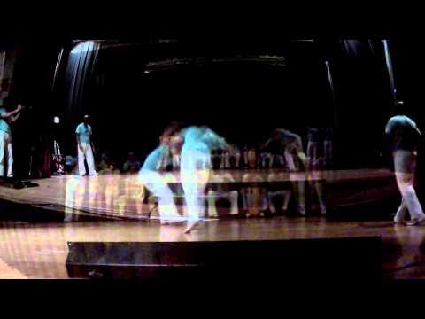 CM Cabeção e CM Lobinho Show Gingarte Capoeira Chicago  2014