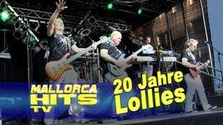 Die Lollies Partyband No.1 (Hits Irgendwann, Aufblaskrokodil) - 20 Jahre Lollies