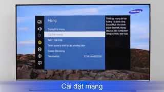 Smart TV - Cài Đặt Wifi