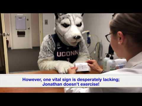 The University of Connecticut  | EIMOC Mascot Challenge 2019