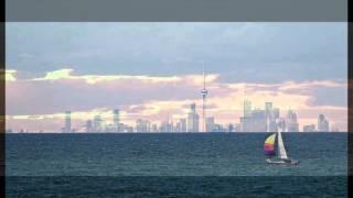 Flat Earth Confusion: the horizon, eye level, Toronto, perspective