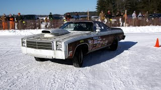 Ice Dragging the El Camino—Roadkill Preview Ep. 77