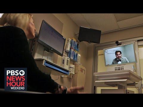 Pandemic brings telehealth