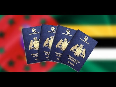 Dominica Citizenship for Sale Pt 1