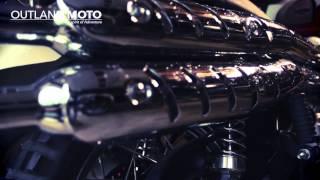 Outland Moto - Triumph Scrambler Ride