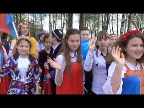 9 мая 2016г в Речицкой школе