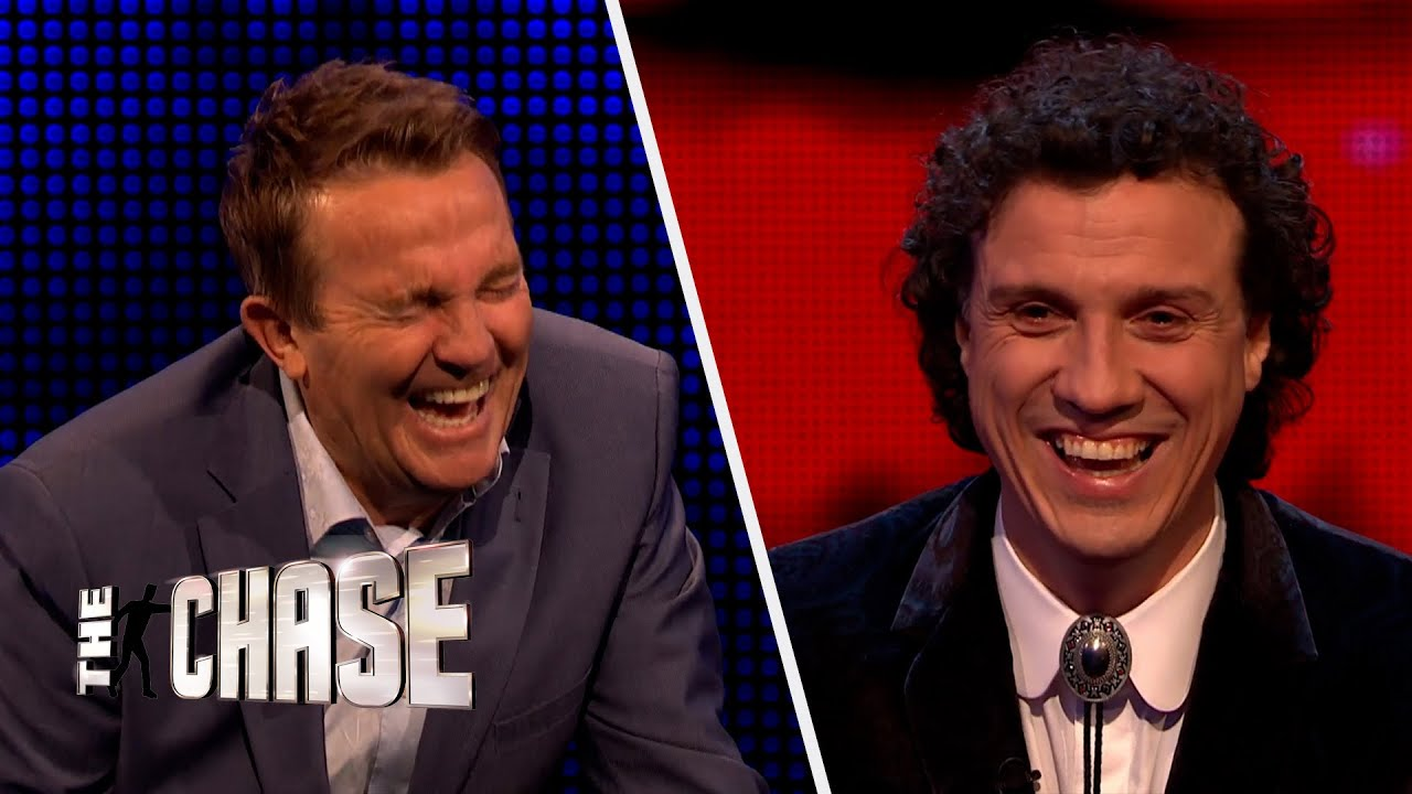 Darragh's Funniest Moments   The Chase