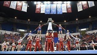 Louisiana Tech's 2019 Cheerleading Routine Featuring Champ