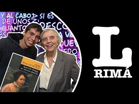 Libro: Querido Diego - Elena Poniatowska | Lewis Rimá
