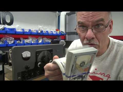 Amateur transmitter repair good topic