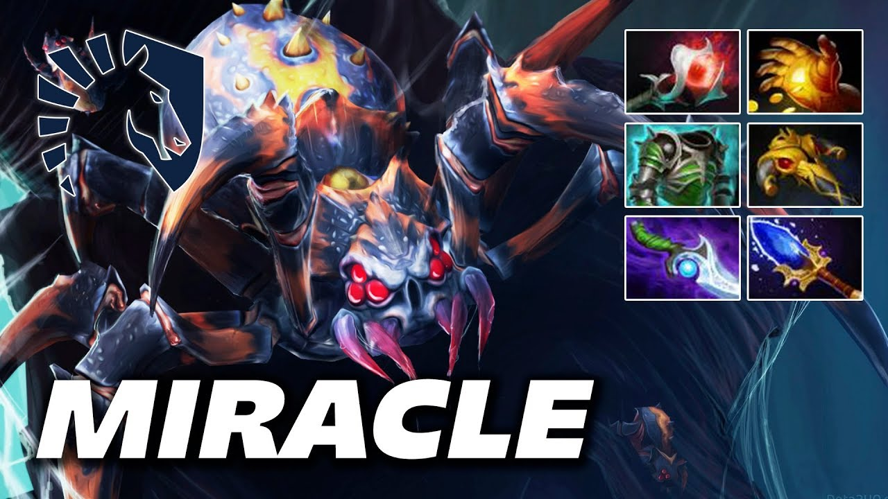 Miracle Broodmother – Dota 2 Pro Gameplay