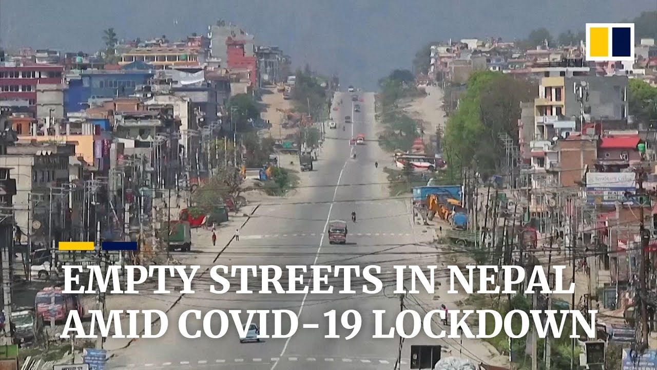 Nepal in full lockdown amid coronavirus pandemic, but finding few Covid-19 cases due to lack of test