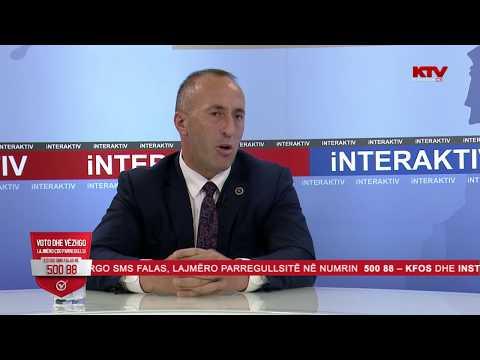 Interaktiv - Ramush Haradinaj 09.06.2017