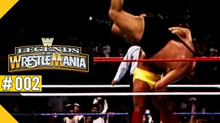 WWE LEGENDS OF WRESTLEMANIA [PS3] #02 - Hulk Hogan vs. Andre The Giant ● Let's Play WM-Tour-Modus