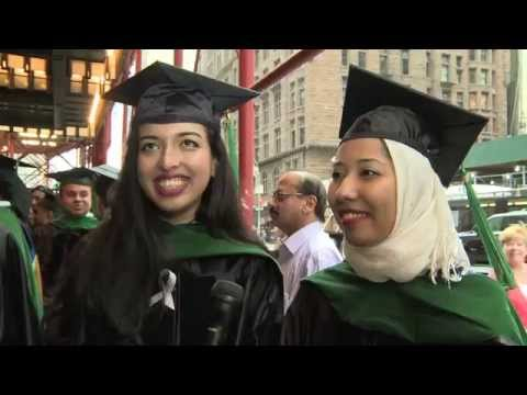 SUNY Downstate's College of Medicine Commencement 2014
