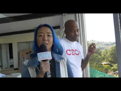 Eluv Show - Ep3 -  Damon Dash 's LA Private Life (Full Episode)