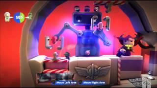 Історія іграшок у LittleBigPlanet 2 Рівень комплект вейджер (пт 4/7)