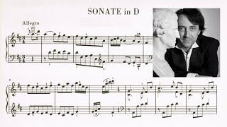 Haydn Sonata No. 39 in D Major, Hob XVI 24 – Jean-Efflam Bavouzet