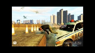 GTA 4 - Трюки, Аварии и Приколы! [#47]