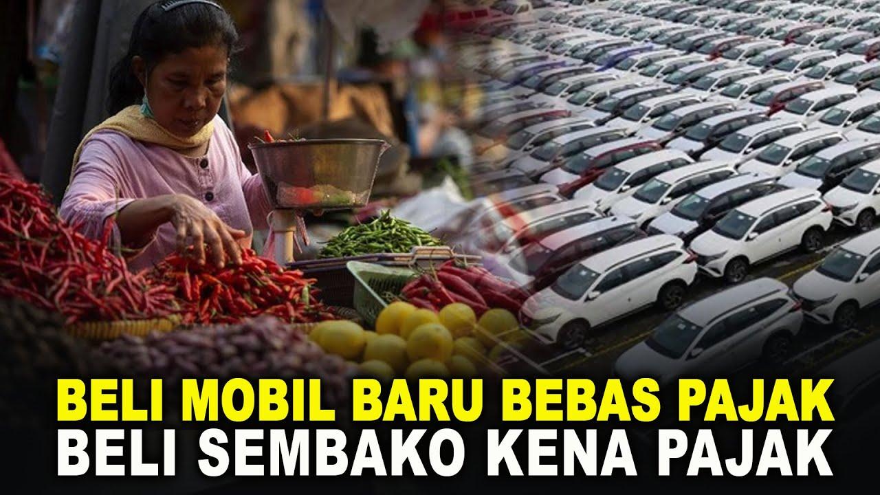 Download PILIH MANA? BELI MOBIL BARU BEBAS PAJAK. BELI SEMBAKO KENA PAJAK