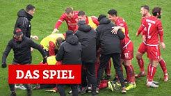 FC Energie Cottbus vs. Hertha BSC II | 19. Spieltag | Die Spielzusammenfassung