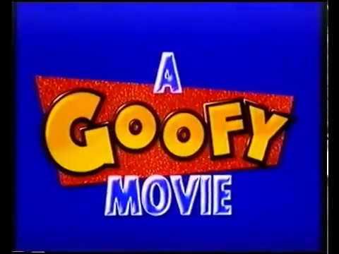 A Goofy Movie (1995) VHS Trailer