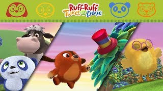 Ruff-Ruff, Tweet and Dave Compilation | A Bouncy Adventure AND MORE | Cartoons for Children