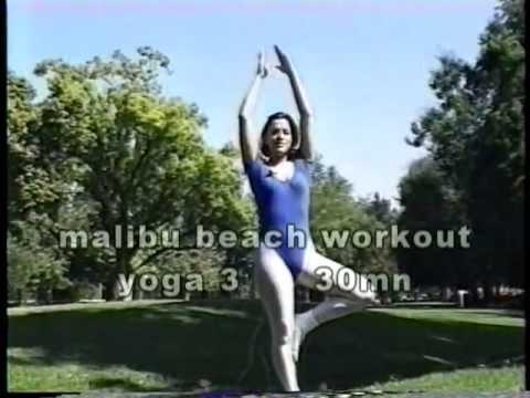 malibu beach workout- 30mn yoga