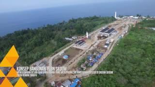 PLBN SKOUW - Menuju Titik Batas di Timur Indonesia Skouw (Narasi)