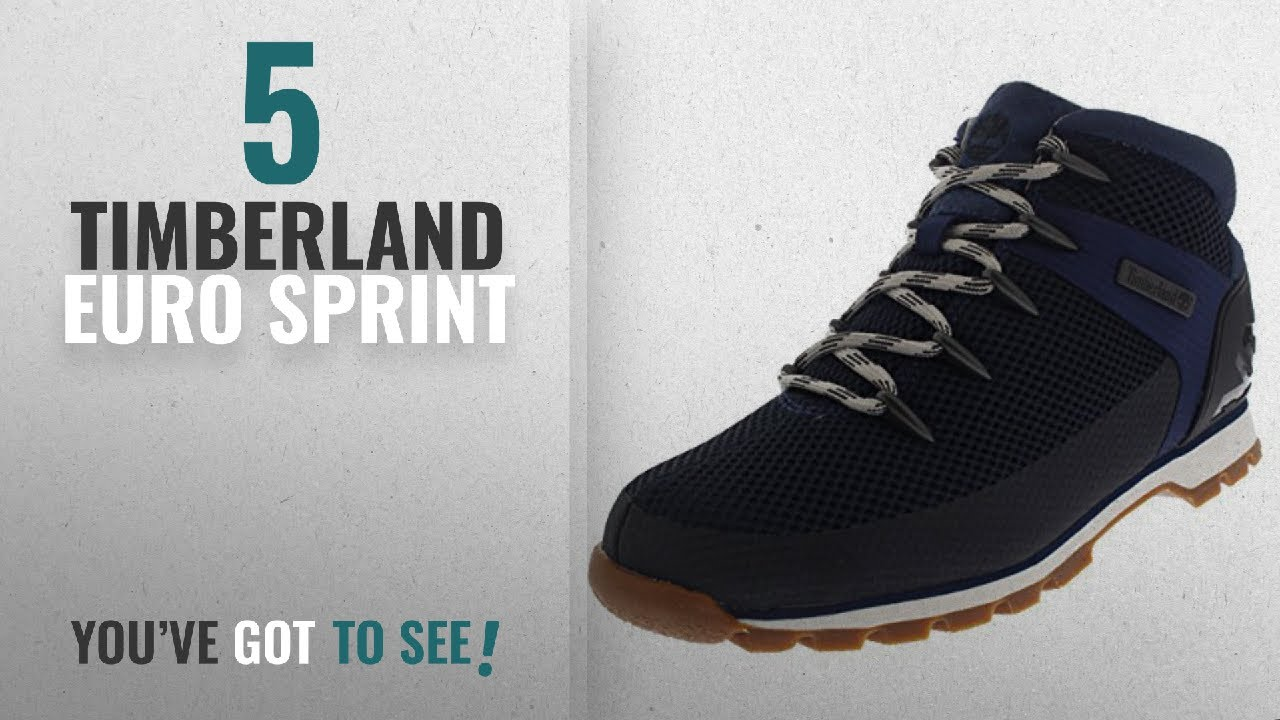 eff65e829e1 Top 10 Timberland Euro Sprint [2018 ] | New & Popular 2018
