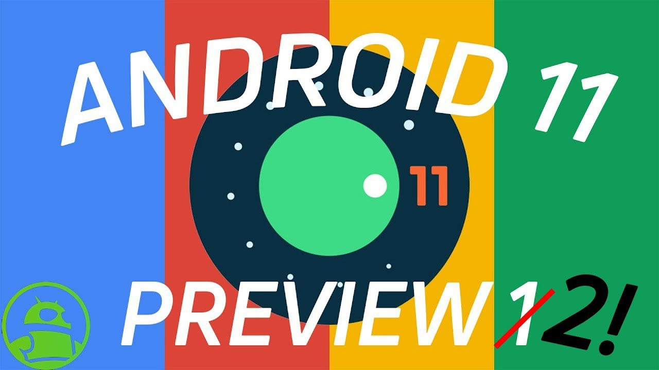Android 11 Developer Preview 2   Everything you need to know! - YouTube