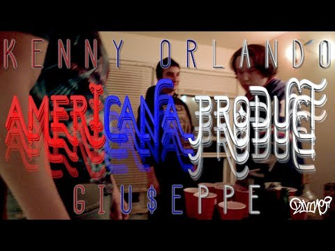 Americana Product - Divine 9 ft.Kenny Orlando & Giu$eppe (Prod.  by BETTY) [Official Music Video]