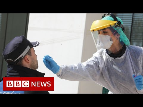 Coronavirus: A Quarter Of The World's Population In Lockdown - BBC News