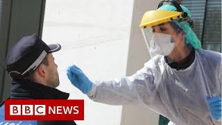 Download Coronavirus: A quarter of the world's population in lockdown - BBC News Mp3 and Videos