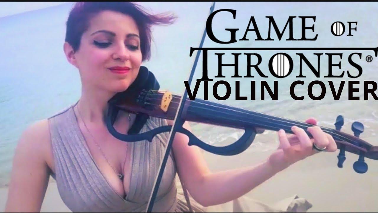 Game of Thrones Theme - Violin Cover - Lucia La Rezza