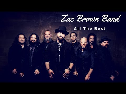 ZAC BROWN BAND ALL THE BEST AUDIO + LYRICS