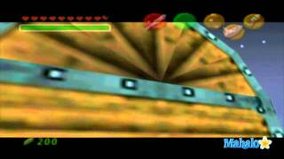 Legend of Zelda: Ocarina of Time Walkthrough - Ice Cavern - Part 1