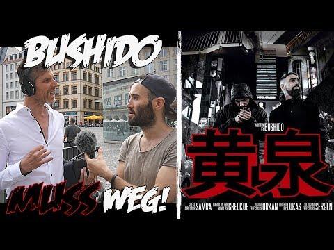 Bushido feat. Samra - Hades | LIVE REAKTIONEN VON DER STRAßE | LEIPZIG 📌