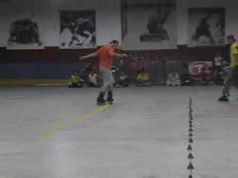 12 - Camp. Inline Freestyle Slalom - São Paulo, Brasil/2007