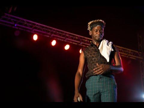 Mr Eazi's DETTY RAVE Concert in Accra, Ghana