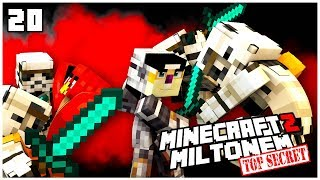 ⚔ WALKA Z KLONAMI - MINECRAFT Z MILTONEM TOP SECRET #20