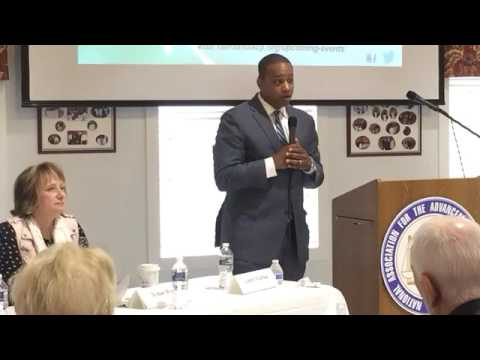 Fairfax County NAACP Lt. Governor Candidate Forum 2017