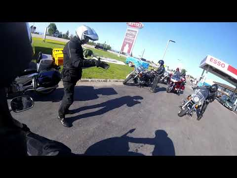 Lake Superior Motorcycle Trip 2017