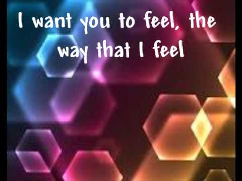 Victoria Duffield - Feel [Lyrics on screen]