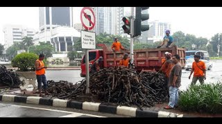 Lagi, Kulit Kabel Ditemukan dalam Gorong-Gorong thumbnail